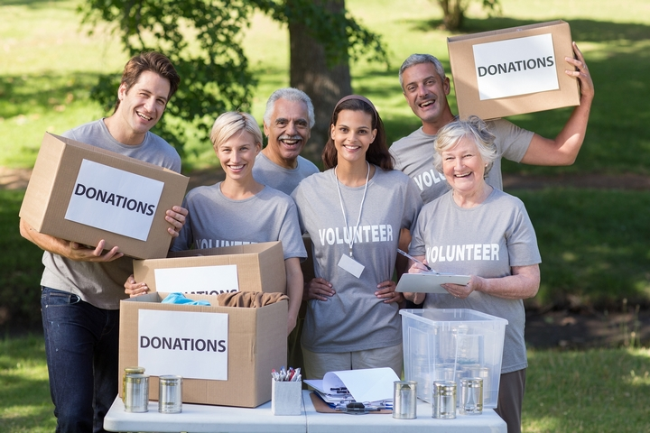 12 Items You Can Donate to Charity