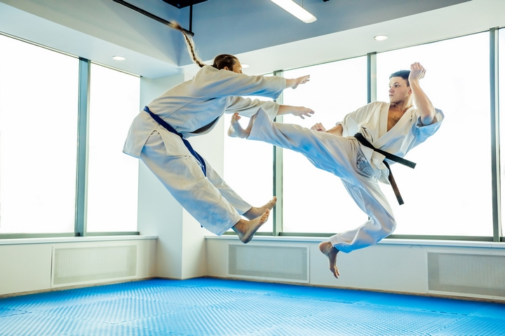 4 Benefits of Taking a Martial Arts Class